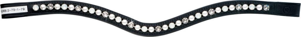 Browband Tiffany XL - own design
