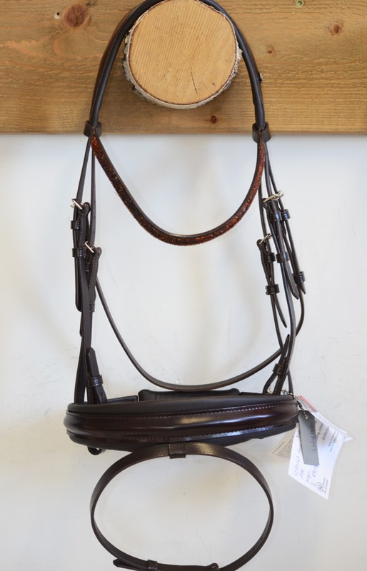 Bridle Tokyo Brushed - Chocolate