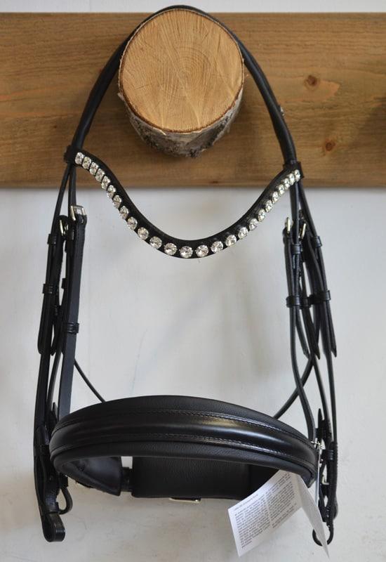Double Bridle Tokyo - Black