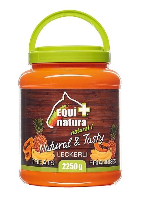Equinatura Natural & Tasty Treats 2250 g