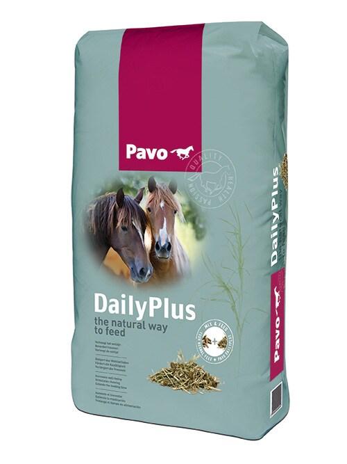 Pavo Daily Plus 15 kg säck. Hogsta Foderbutik.