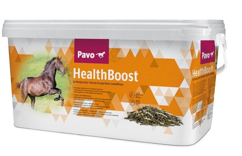Pavo Health Boost 8 kg Hogsta Foderbutik.