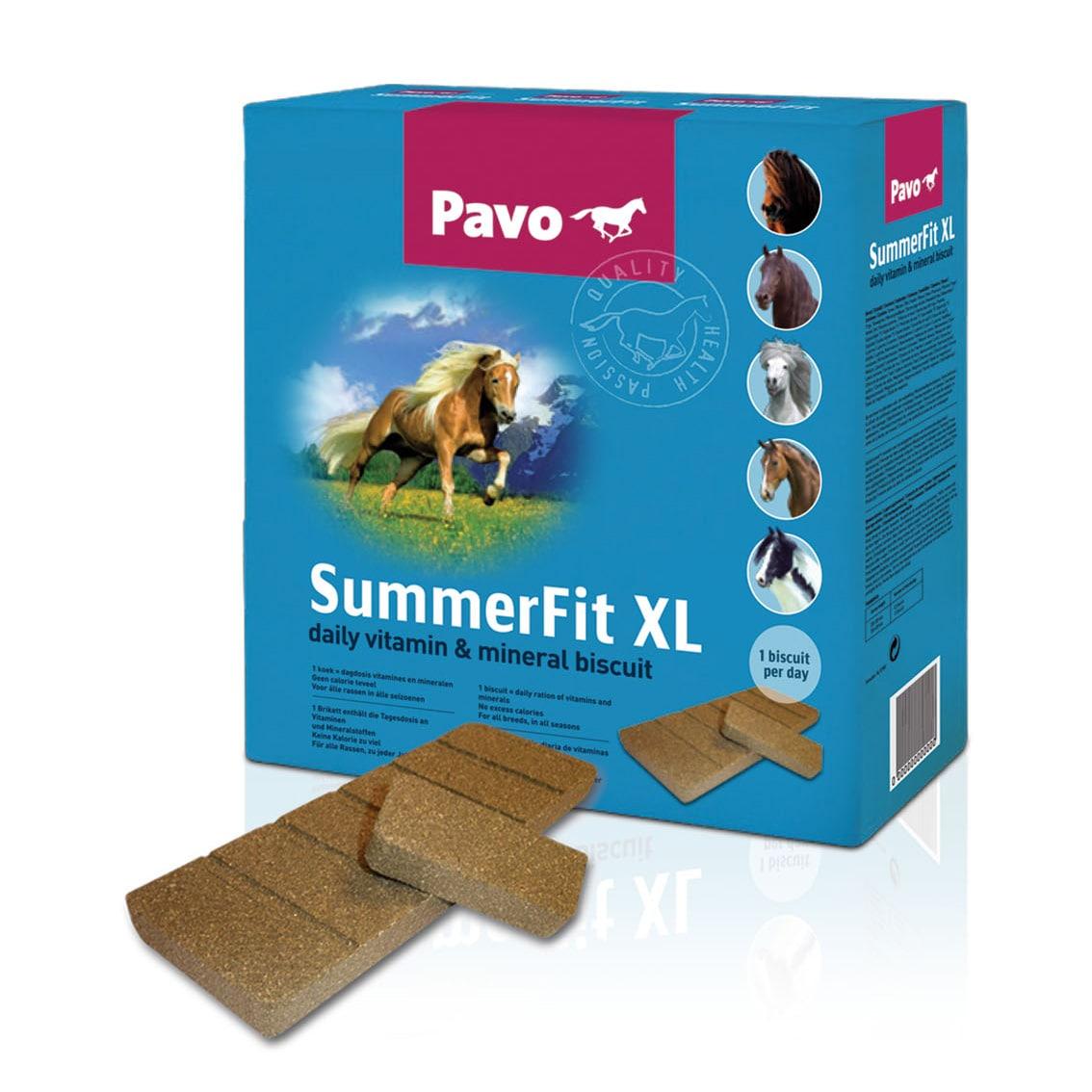 Pavo Summerfit XL 15 kg. Hogsta Foderbutik.