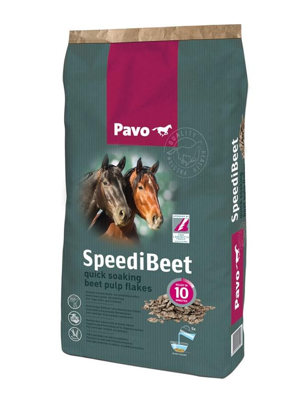Pavo SpeediBeet 15 kg säck. Hogsta Foderbutik
