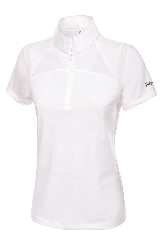 Competiotion Shirt Geeske - White