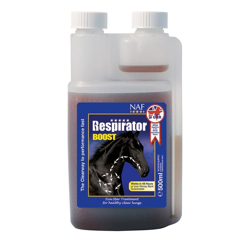 Respirator Boost - 500 ml