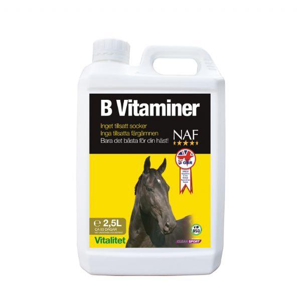 B-vitamin utan socker - 2,5 liter