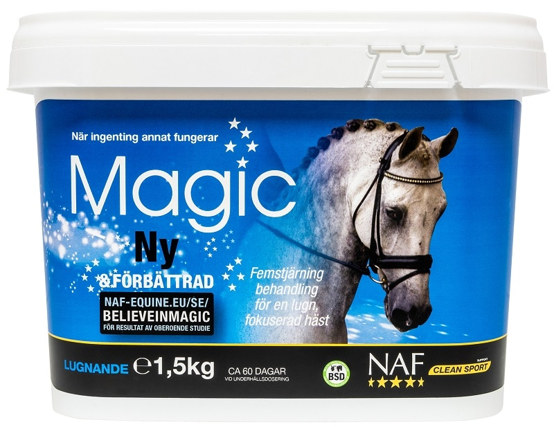 Like Magic pulver - 1,5 kg