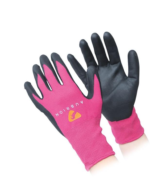 All Purpose Yard Gloves - Pink