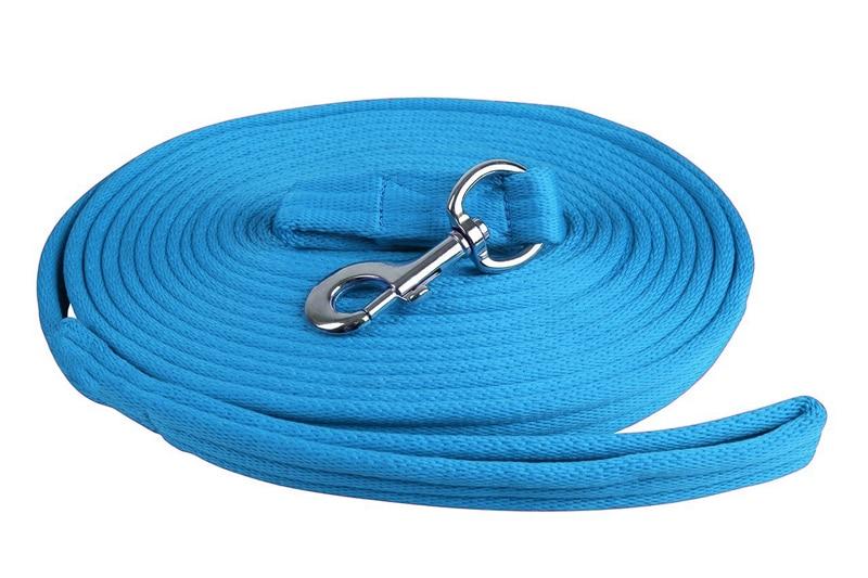 Lunge line - Blue