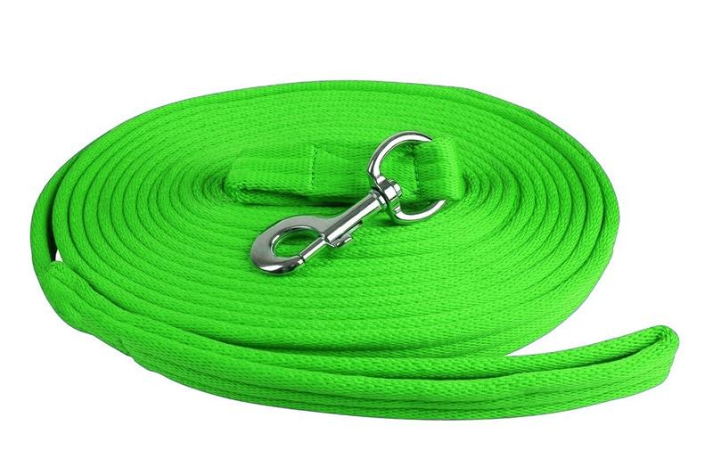 Lunge line - Green