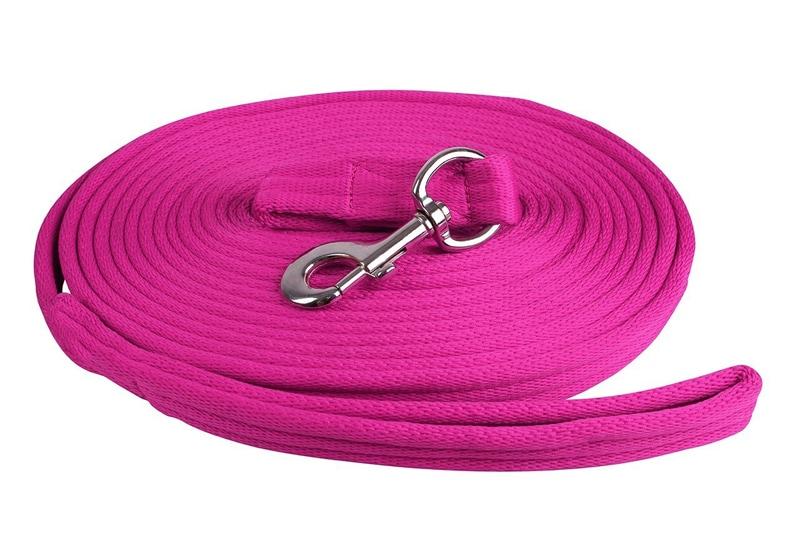 Lunge line - Pink