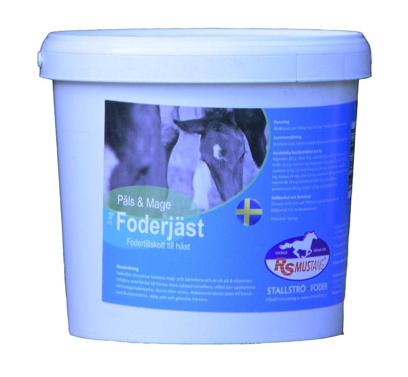 Feed yeast - 3 kg