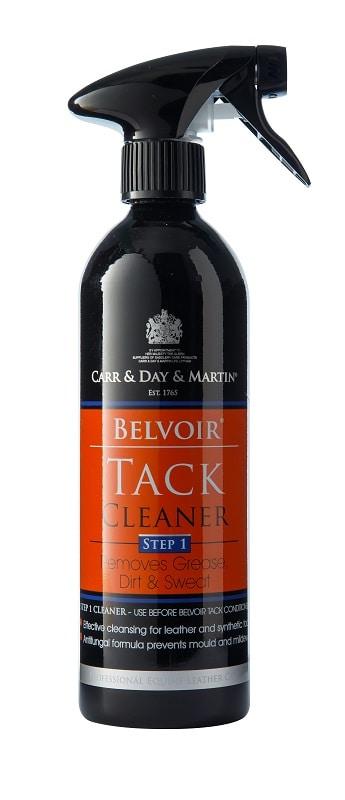 Belvoir Tack cleaner step. 1