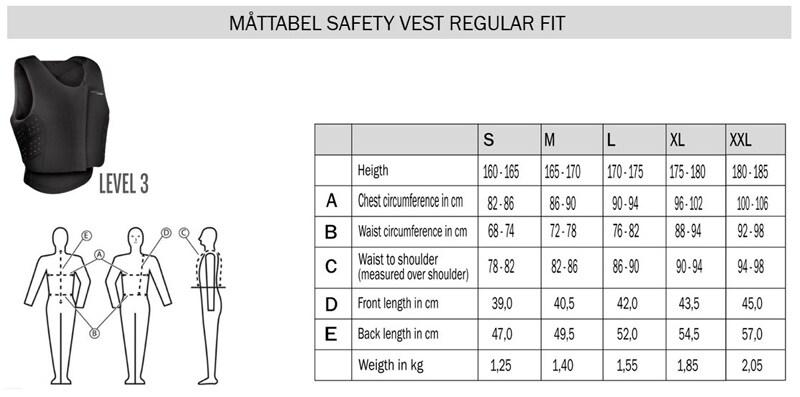 Safety Vest Regular Fit