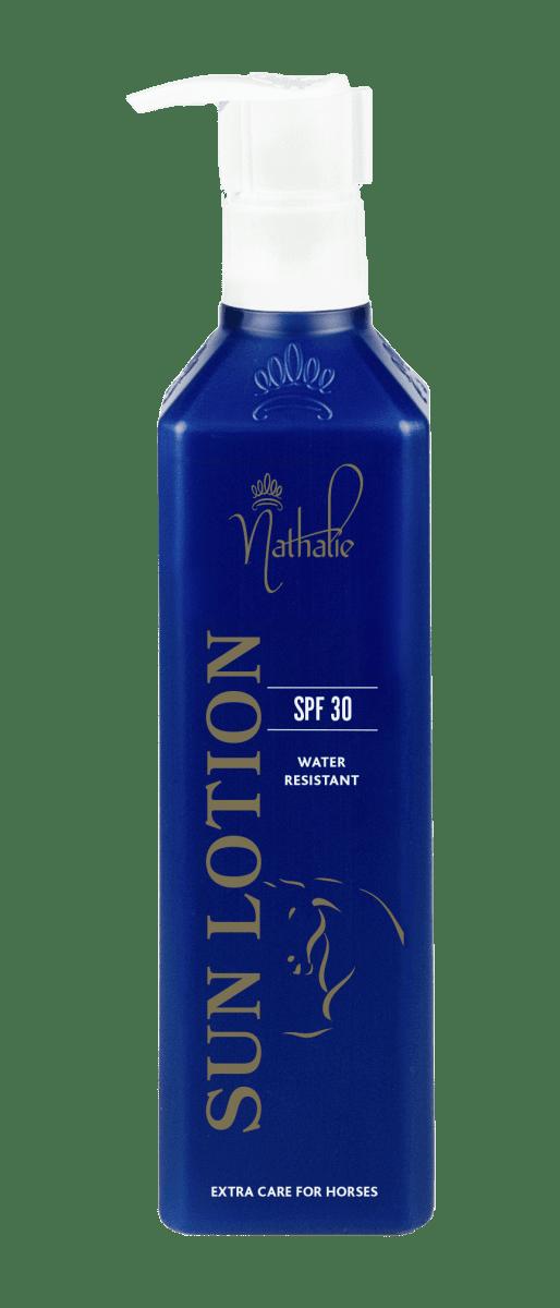 sun lotion till häst