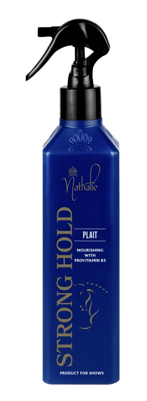 Strong Hold Plait - 250 ml