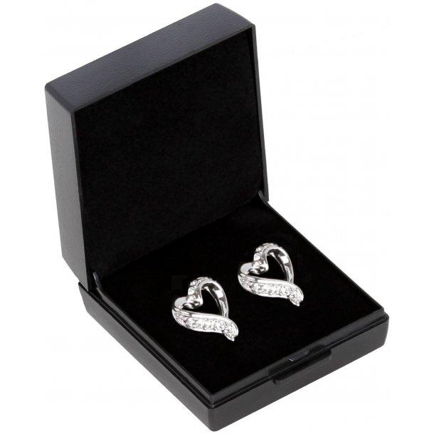 Amour earrings - Crystal