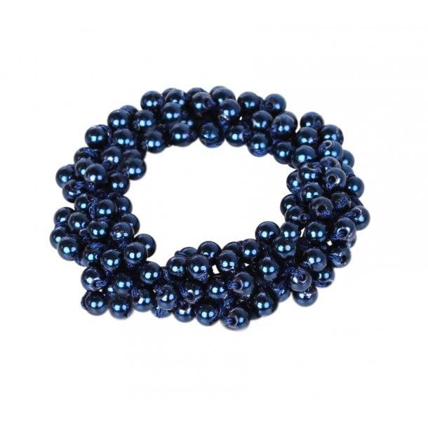 sd-design-pearl-metallic-scrunchie-navy