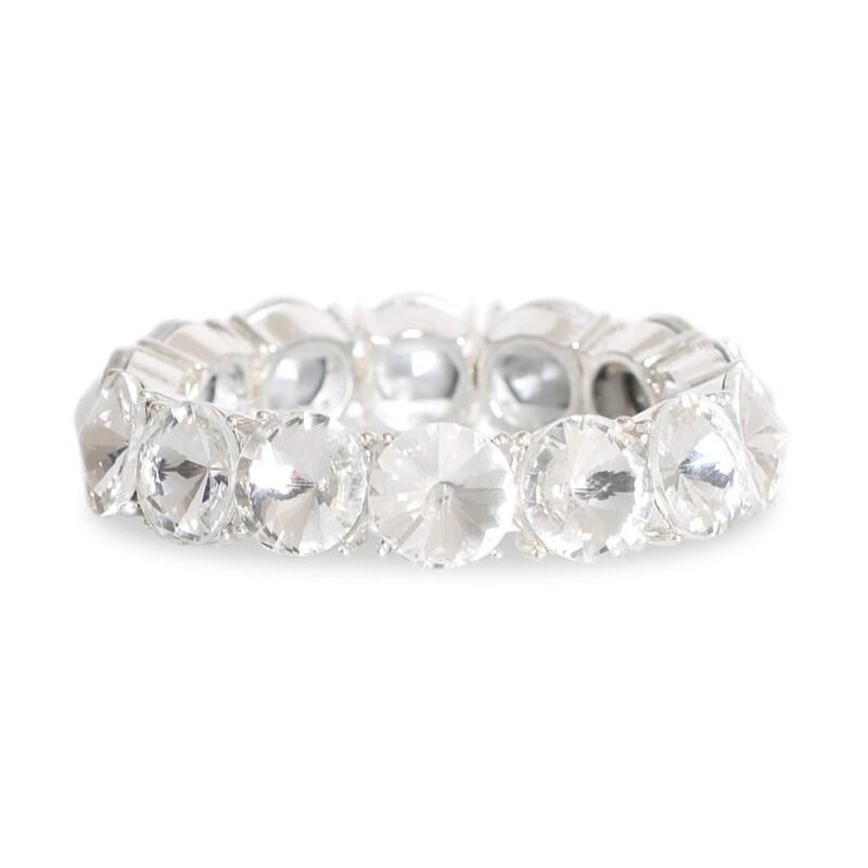 Diamond Scrunchie