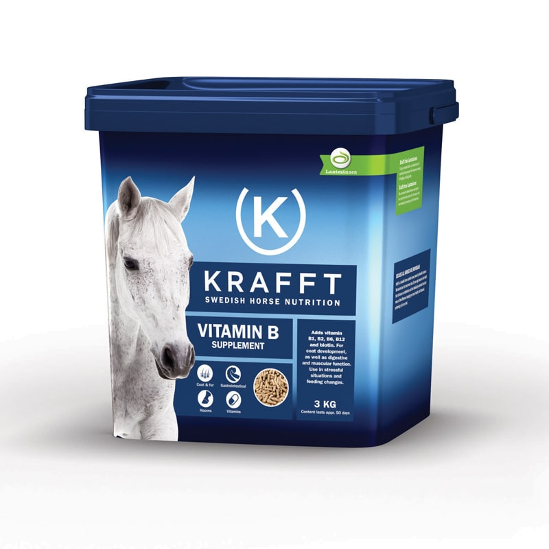 Vitamin B Pellets - 3 kg