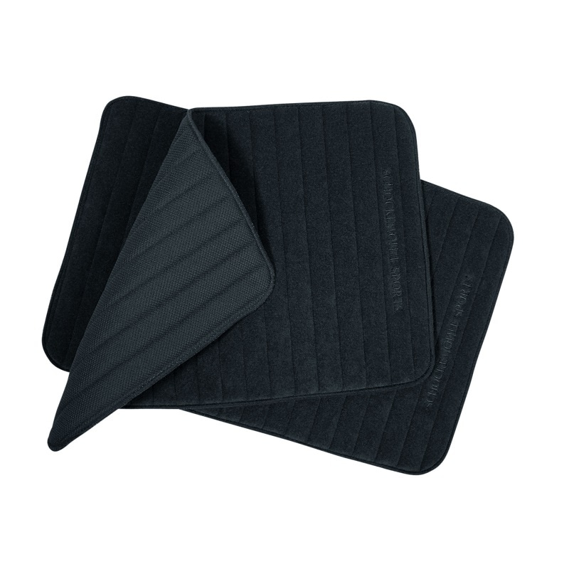 Quick Dry Pads Large - Black