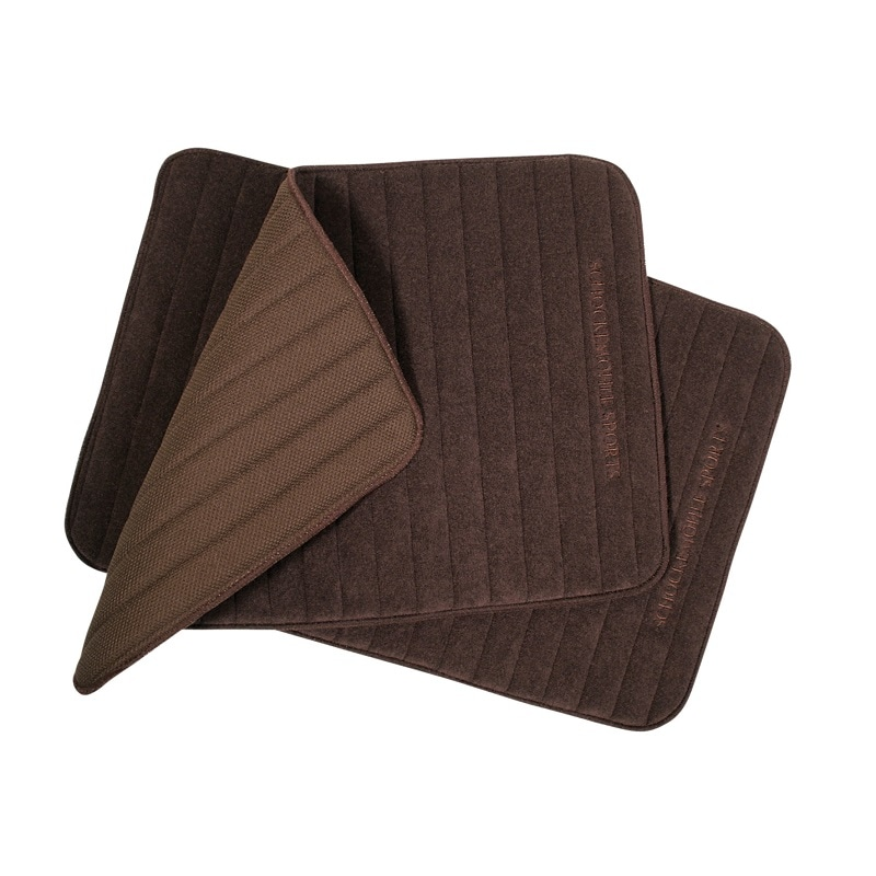 Quick Dry Pads Large - Brown