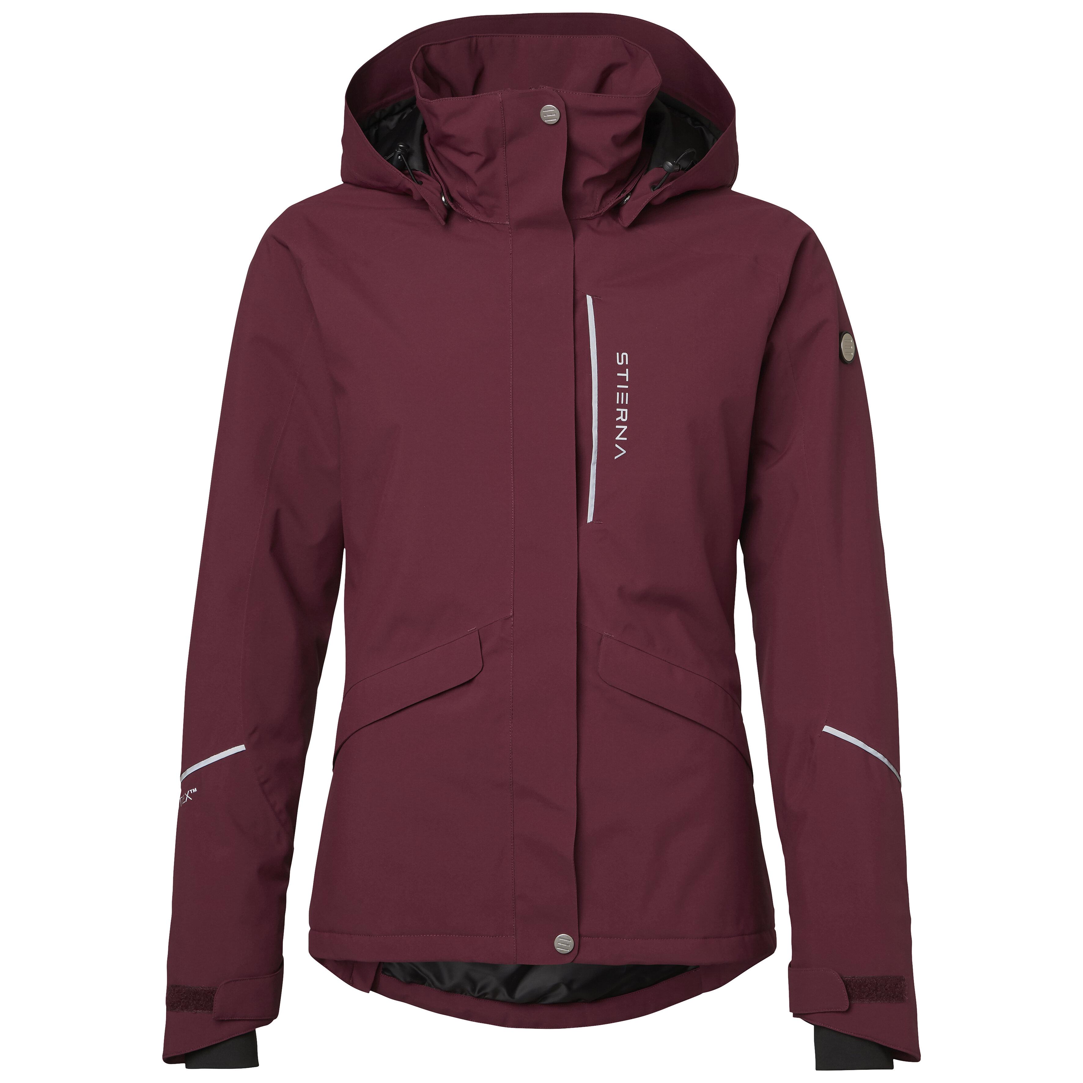 Stierna Stella Winter Jacket - Amarone