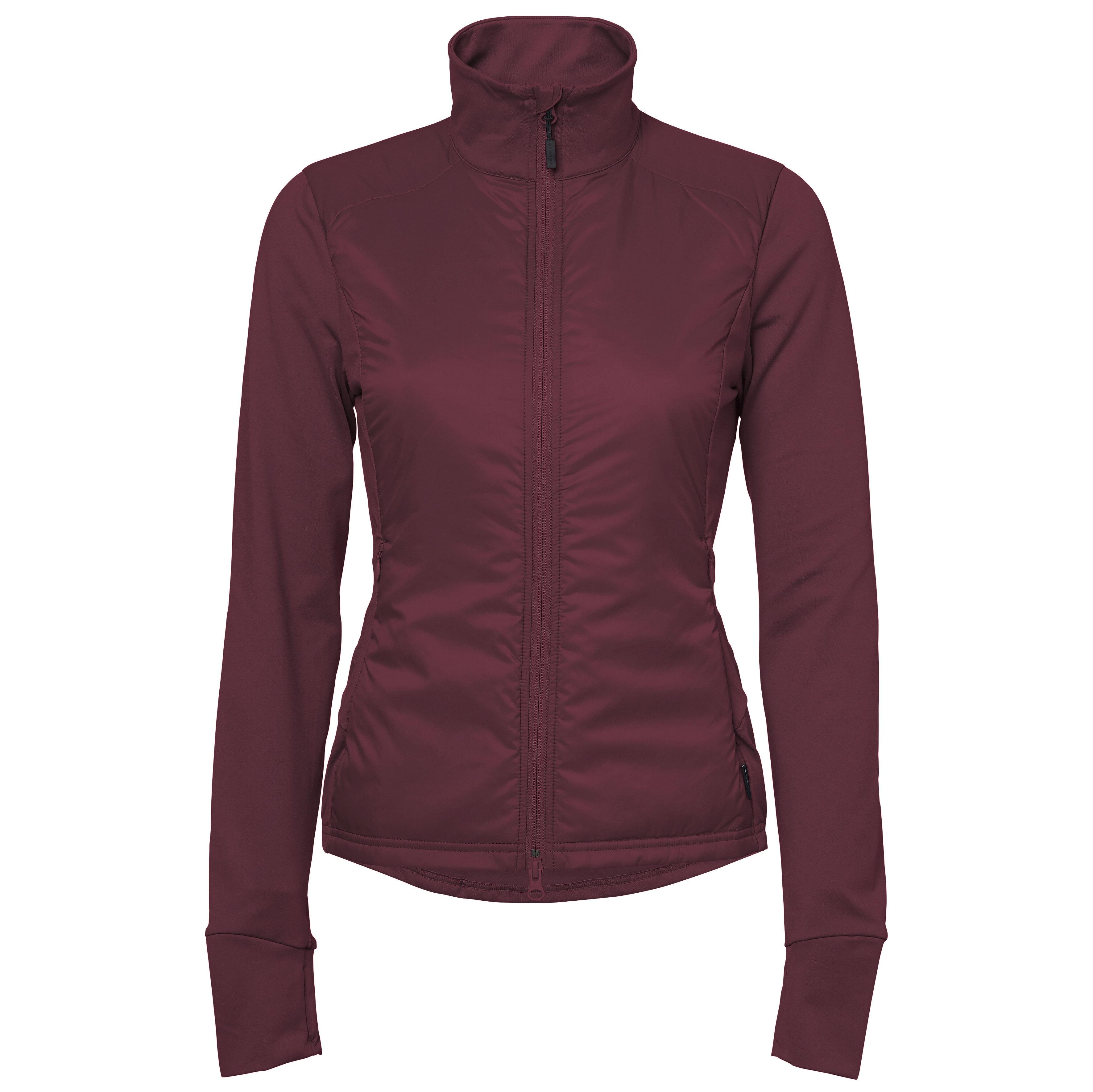 Stierna Nova Hybrid Jacket - Amarone