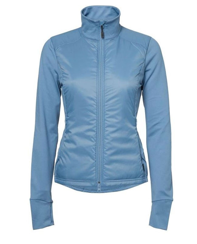 Nova Hybrid Jacket - Dove Blue