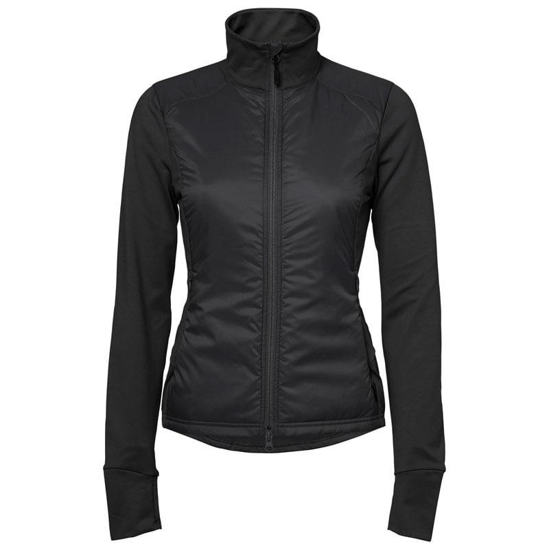 Nova Hybrid Jacket - Black