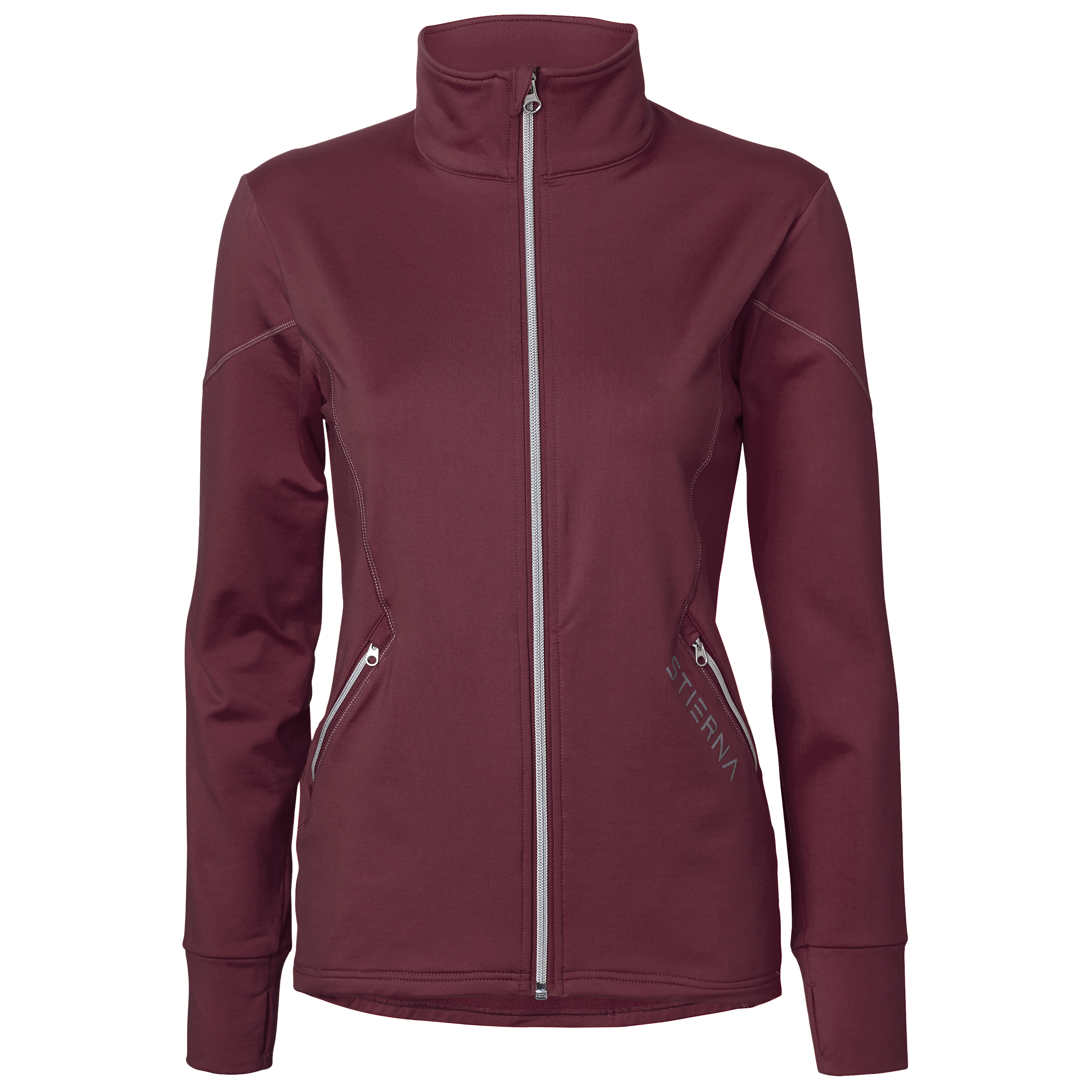 Stierna Andromeda Fleece Jacket - Amarone