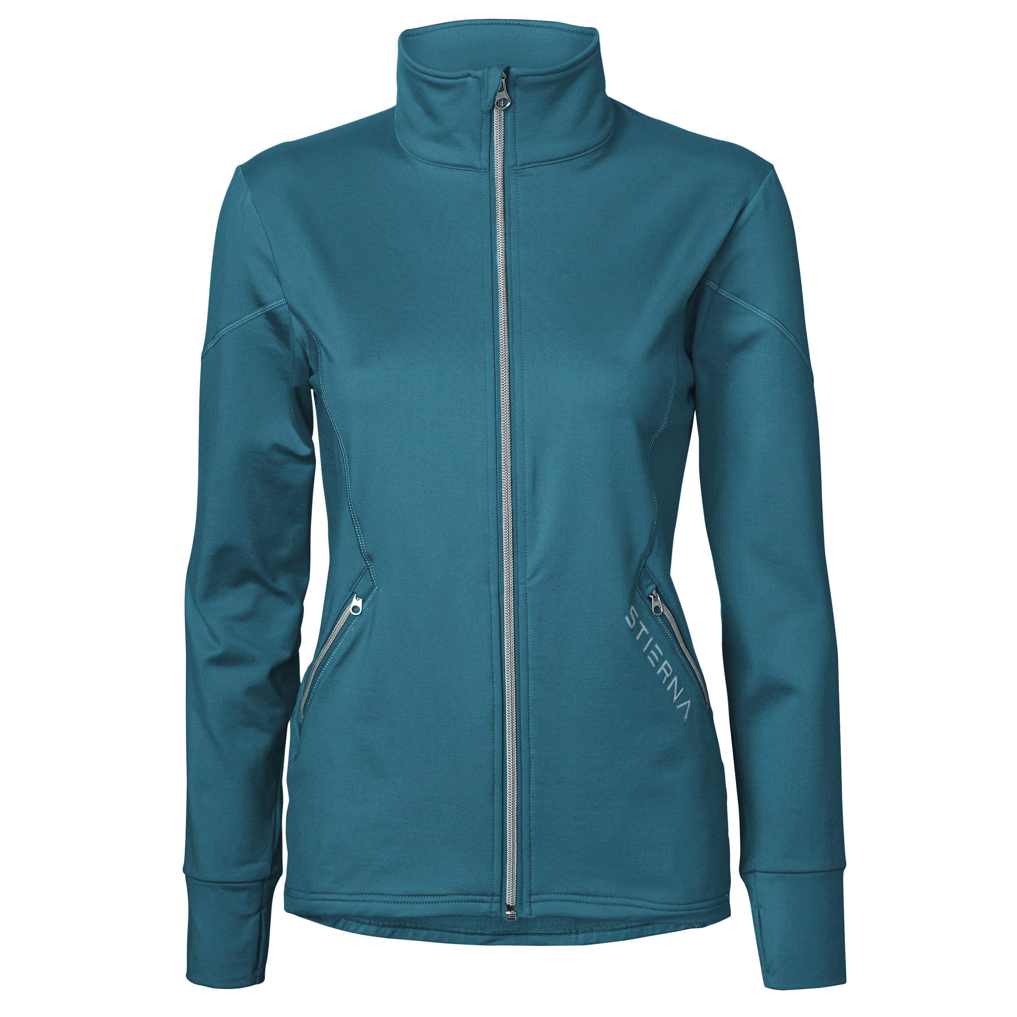 Stierna Andromeda Fleece Jacket - Petrol