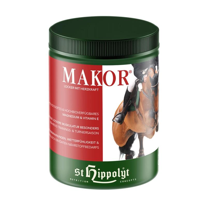 Makor 1 kg från St. Hippolyt. Hogsta Ridsport.