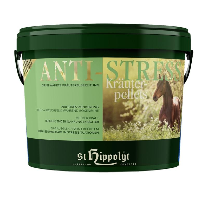 Anti Stress Kräuter 3 kg från St hippolyt. Hogsta Ridsport.