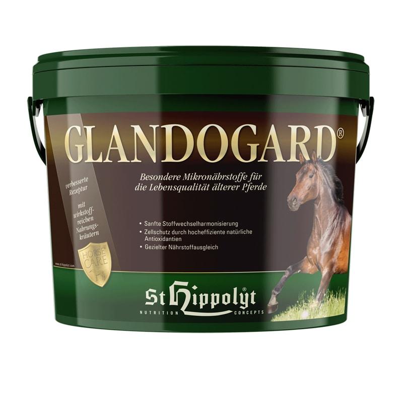 Glandogard 3,75 kg från St Hippolyt. Hogsta Ridsport.