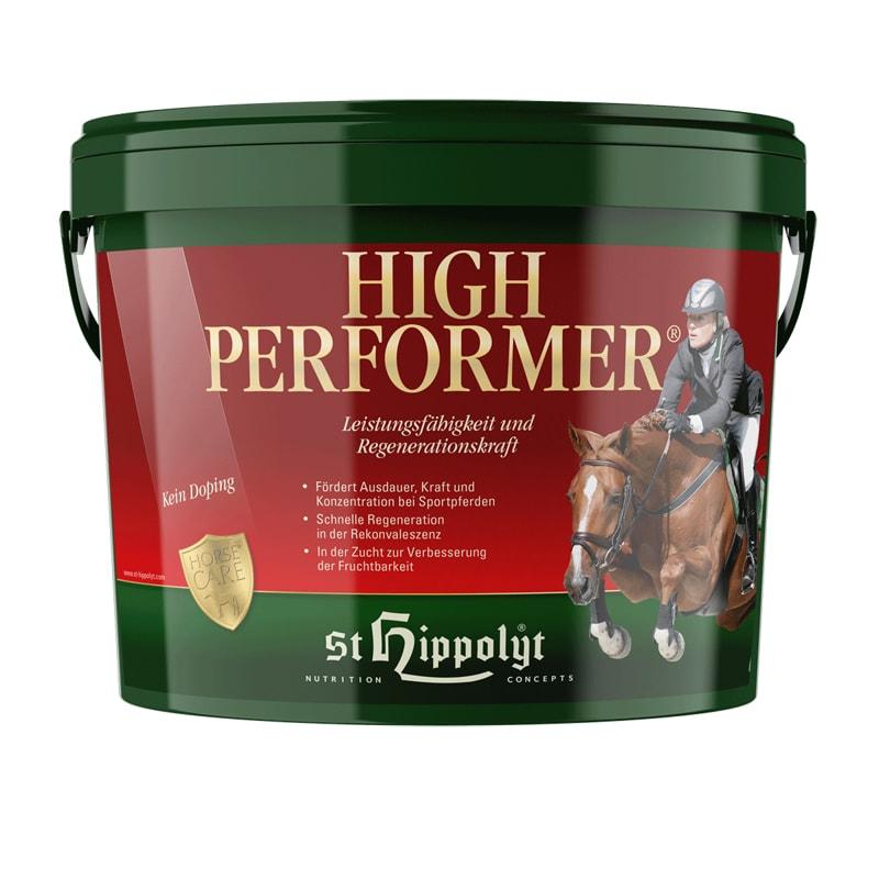St. Hippolyt High Performer. Hogsta Ridsport.