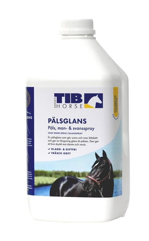 Pälsglans från TIB 2,5 liter Hogsta Ridsport.