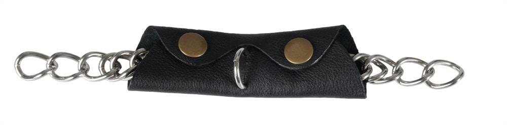 Kindkedjetunnel- Cheval- Läder