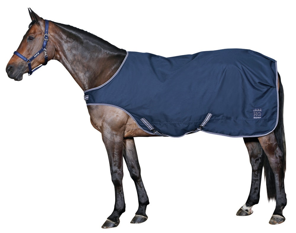 Horse Guard Walker Täcke Marin
