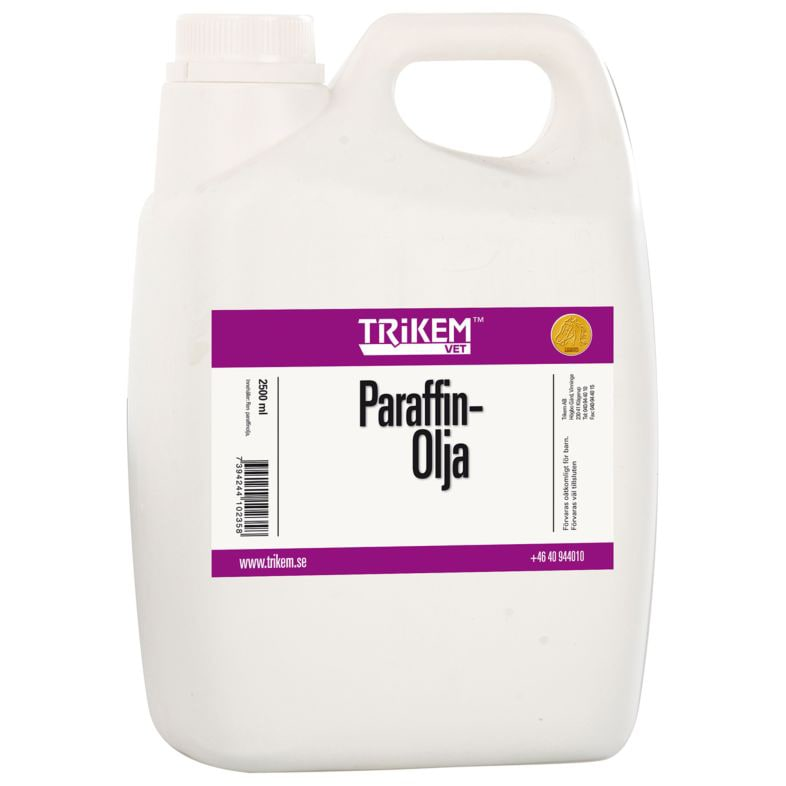 Paraffin oil for horse - 3 L