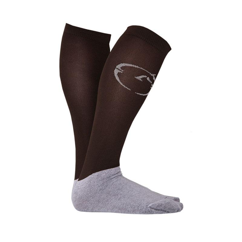 Palermo Socks - Brown