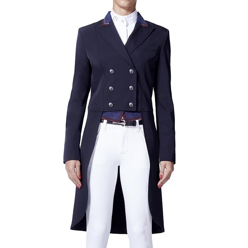 Dressage Tail Coat Hannover - Black
