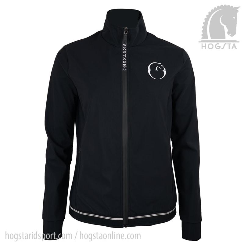 Olimpia Warm Up Jacket - Black