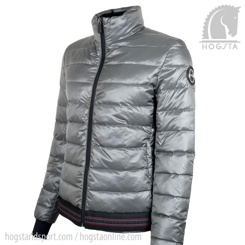 Lienz Jacket - Silver grey