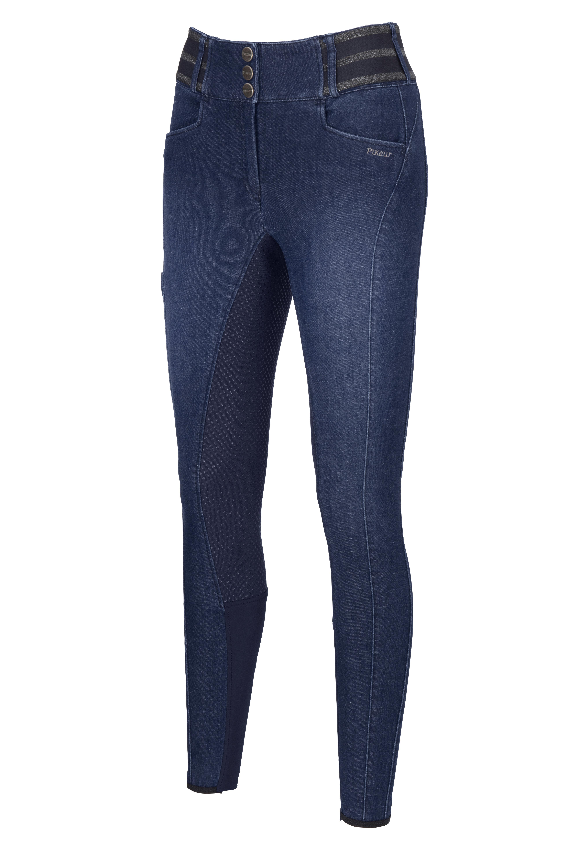Candela Grip Jeans - Denim blue