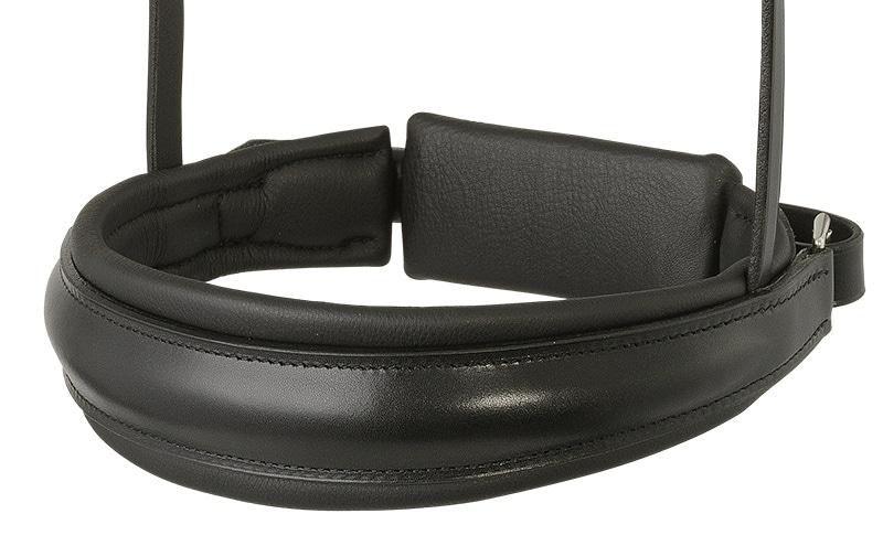 Noseband Comfort XL 6cm - Black/Cob