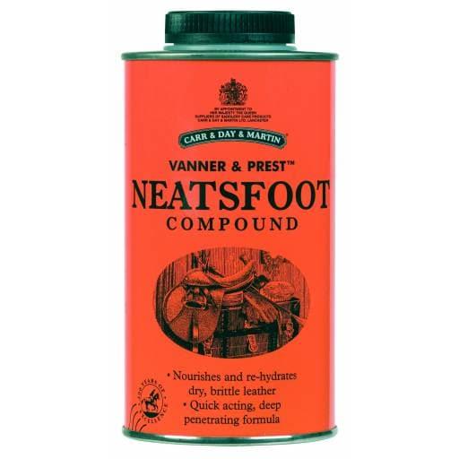 Vanner & Prest Läderolja Neatsfoot 500 ml